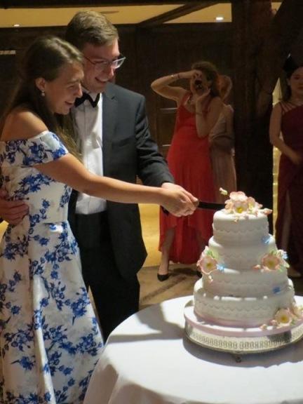 ben cake cutting